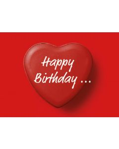 """Gutschein """"Happy Birthday"""""""